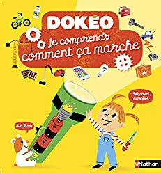Livres pédagogiques pour enfants Dokeo Je comprends comment ça marche