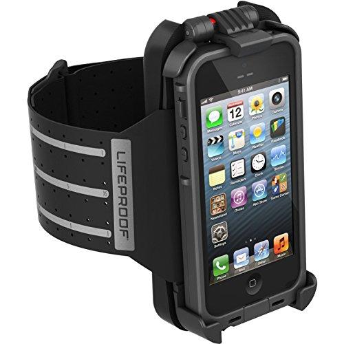LifeProof - Brazalete para iPhone 5, 5S y 5C, color negro