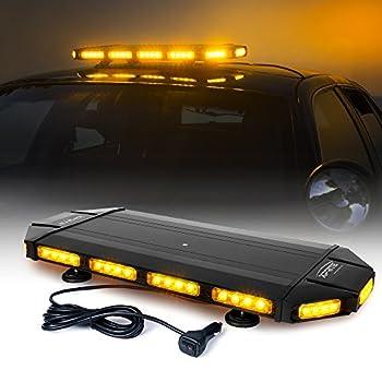 led amber strobe lights