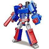LINANNAN Transformers Toys, deformación KO Deformación de Juguete Autobot Optimus Prime Modelo Altura Aproximadamente 21 cm Regalos Infantiles.