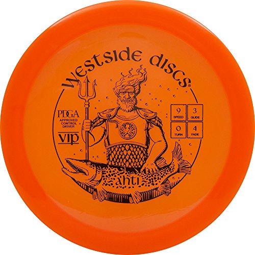 Westside Discs VIP Ahti Fairway Driver Golf Disc [Colors May Vary] - 173-176g