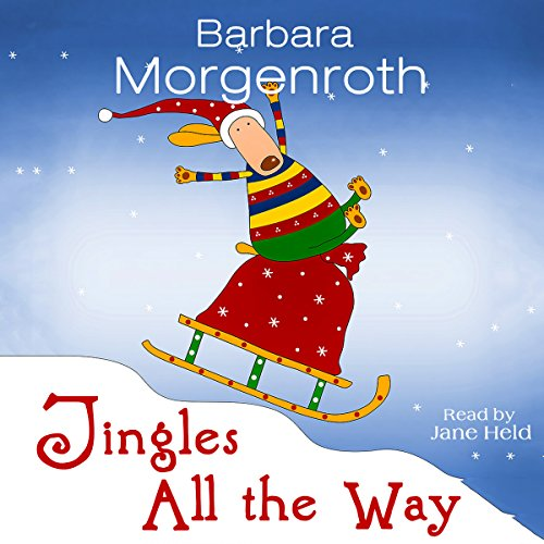 Jingles All the Way audiobook cover art
