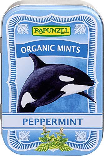 Rapunzel Bio Organic Mints Peppermint HIH (6 x 50 gr)