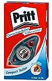Pritt 569699 Correttore a Nastro, 0.4, 4.2 mm, Scatolina
