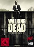 The Walking Dead - Die kompletten Staffeln 1-6 (Uncut, 27 Discs)