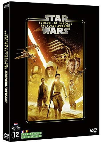 Star Wars 7 : Le Réveil de la Force [DVD]