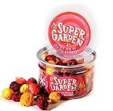 Supergarden Gefriergetrocknete Beeren Mix - Gesunder Snack - 100% Rein Und Natürlich - Für Veganer Geeignet - Ohne Zuckerzusatz, Künstliche Zusatzstoffe Und Konservierungsmittel