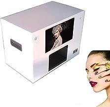 Digital Nail Art Printer Flatbed Printing Machine for Nails/Rose/Phone Case etc. 100-240v