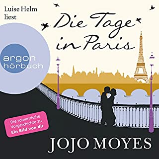Die Tage in Paris Titelbild