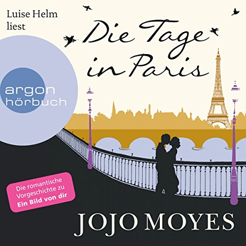 Die Tage in Paris cover art