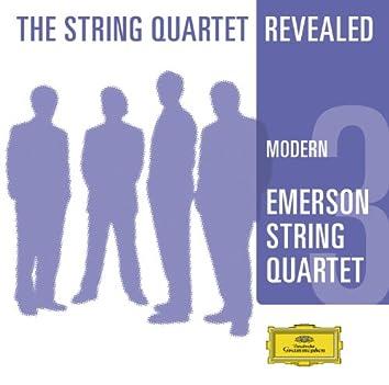 Emerson String Quartet - The String Quartet Revealed (CD 3)