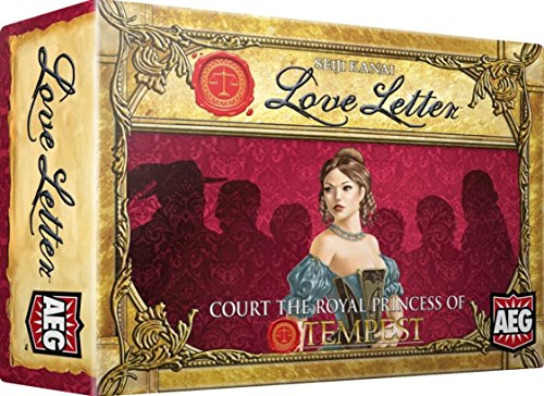 First year anniversary gift idea - love letter game