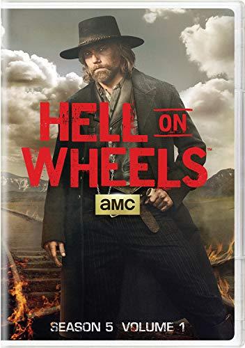 Price comparison product image Hell on Wheels,  Season 5