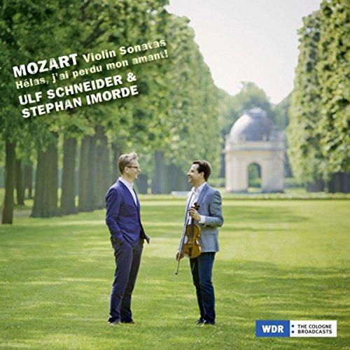 Mozart: Violin Sonatas -
