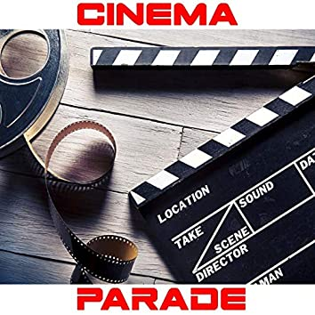 "Cinema Parade Medley: Adagio in Sol Minore / Frankenstein Junior / Also Sprach Zarathustra / Love Theme from ""Romeo and Juliet"" / Gentleman Cambrioleur / Tema dal film ""Malizia"" / The Persuaders / Superstar / Cabaret / The Reincarnation of Peter Proud / E"