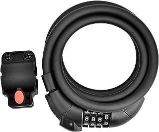 Masterlock 8631 Varios Colo Cable Acero-Vinilo Y Combi