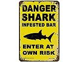 Toll2452 - Señal de advertencia de tiburón