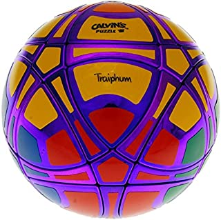 Traiphum Megaminx Ball - (6-Color) Metallized Purple