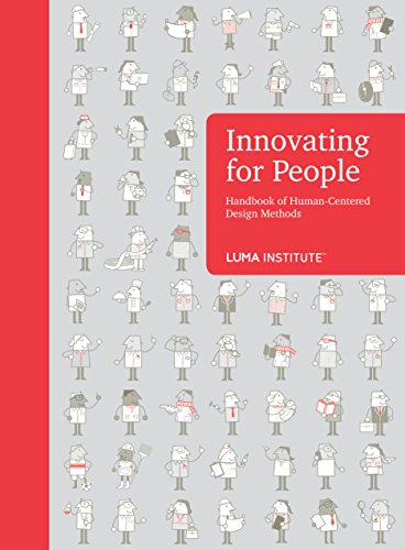 Innovating for People Handbook of Human-Centered Design Methods by LUMA Institute (2012-08-02)