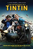 The Adventures of Tintin DVD