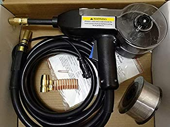 10  MIG Spool gun fits Millermatic 141/190/211 Multimatic 215/220 Aluminum welding