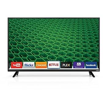 VIZIO D43-D1 43-Inch 1080p Smart LED TV  2016 Model