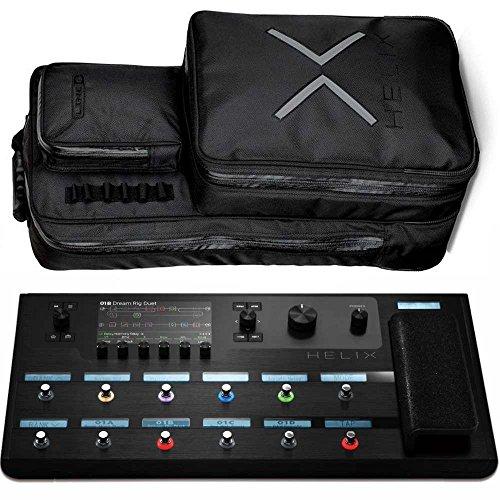 【純正キャリングバッグ付】LINE6 ラインシックス HELIX プロスペック・ギタープロセッサー