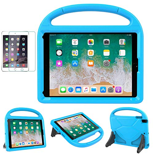 Our #3 Pick is the CCTOK 9.7-inch 2018/2017 iPad, iPad Pro, & iPad Air Case for Kids