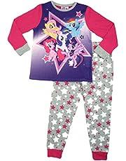 MLP My Little Pony pyjamas flickor PJ's Ages 4-10 år