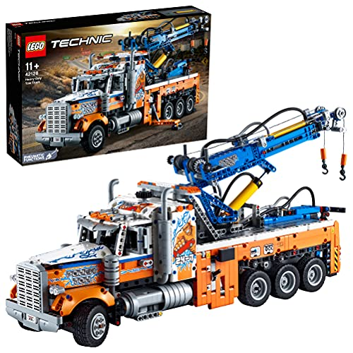 レゴ(LEGO) テクニック 大型レッカー車 42128