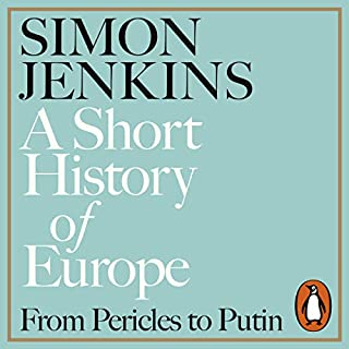 A Short History of Europe cover art