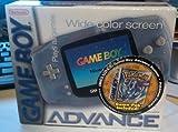 Game Boy Advance w/ Pokemon Crystal Game Pak