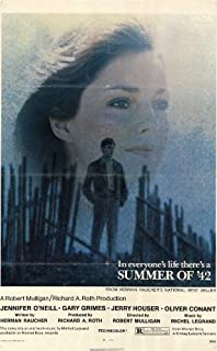 Summer of '42 Poster Movie 11x17 Jennifer O'Neill Gary Grimes Jerry Houser Oliver Conant