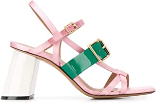 Marni Luxury Fashion Womens SAMS001308TV564ZL759 Pink Sandals | Season Permanent