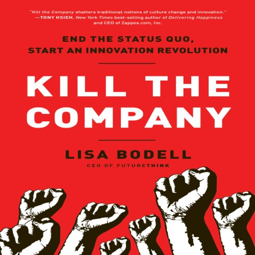 Kill the Company audiobook cover art