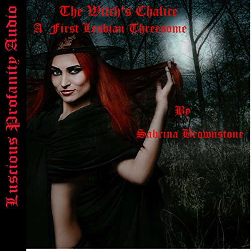 The Witches Chalice audiobook cover art