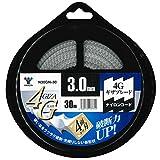 山善 ナイロンカッター 刈払機用差込み式 (太さ3.0mm/コード30m) 4Gブレード 4面ギザ刃 N30GN-30