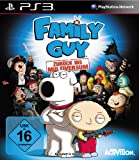 Family Guy: Back to the Multiverse - PS3 (Playstation 3) [video game]