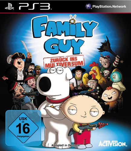 Family Guy - Zurück ins Multiversum - [Playstation 3]