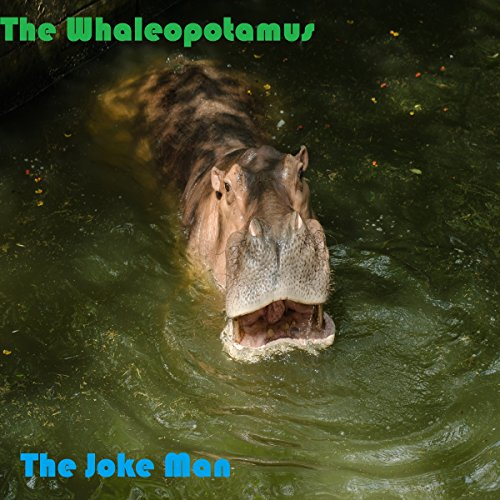 The Whaleopotamus audiobook cover art