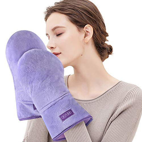 REVIX Microwavable Heating Mittens to Relieve Arthritis Pain | Amazon.com