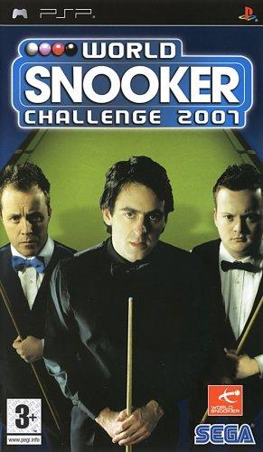 World Snooker Championship 2007 : Playstation Portable , FR
