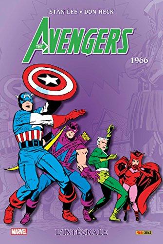 Avengers: L'intégrale 1966 (T03 Nouvelle édition)