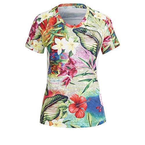 adidas Camiseta Modelo Floral tee W Marca
