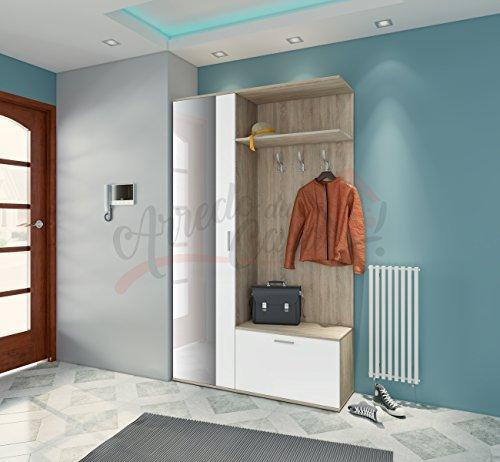 ARREDO DA CASA Mobile per Ingresso con Specchio MOD II 4006