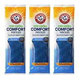 Arm & Hammer Odor Control Comfort Insoles with Pillow Soft Memory Foam - 3 Pairs