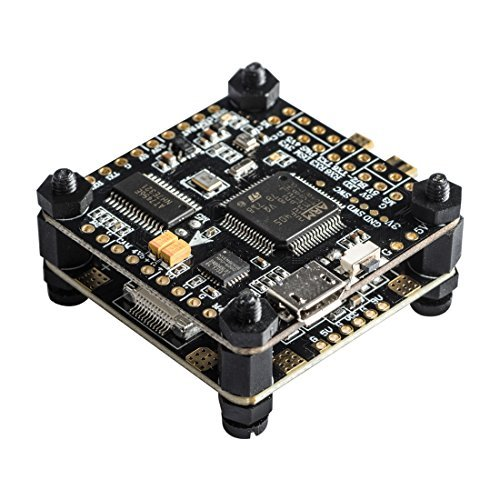 Wolfwhoop Tower Omnibus F4 Pro Flight Controller Integrated OSD and SD Card Slot and PDB 2