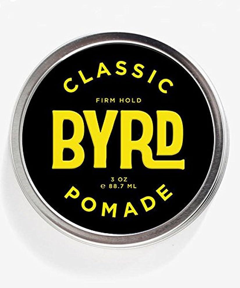 シェア同時実際BYRD(バード) クラシックポマード 85g