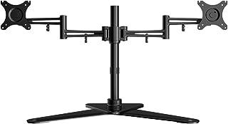 FLEXIMOUNTS Soporte de Escritorio para Monitor de Movimiento Completo cuadra a monitores de 10