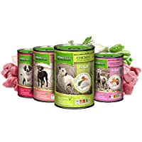 Complete and Nutritionally Balanced Contains No Meat Meals or Meat Derivatives Free from artificial colours, flavours and preservatives Gently cooked to retain nutrients Human Grade Meat